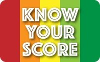 An image telling you to know your score