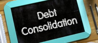 An_image_of_debt_consolidation_on_a_smart_device