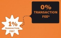 An Image Highlighting The Cost of Transaction Fees