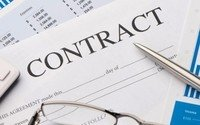 An Image of a mortgage contract