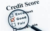 An image of a credit score