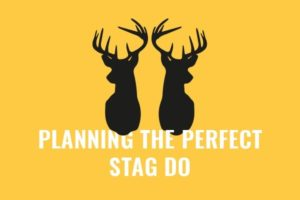 An image of a planning a stag do quote