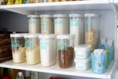 An image of food containers