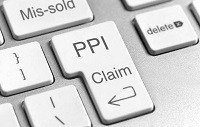 An image of a computer keyboard with a PPI claim button