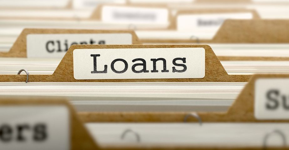 An Image Showing Folders All About Loans