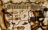 A Treasure Hunt Map