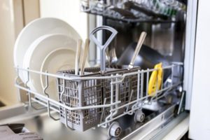 an image of a dishwasher