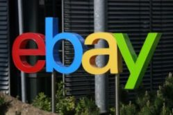 An image of the Ebay sign