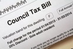 an image of a council tax bill