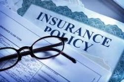 An image of an insurance policy