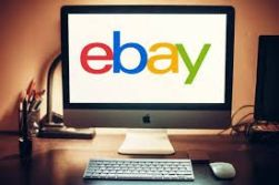 an image showing someone shopping on eBay